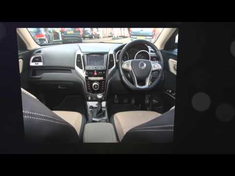 SsangYong Tivoli 1.6 EX 5dr for sale in Cwmbran, Gwent