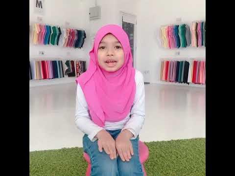Top Selling Hana Hijab (Instant) Kids Hijab