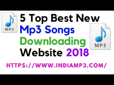 5 Best Mp3 songs  downloading Website