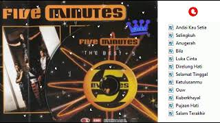 Download lagu Five Minutes Full Album - The Best + 5 [BattleFly]
