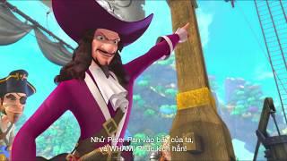 Peter Pan: Truy Tìm Cuốn Sách Ma Thuật | Trailer