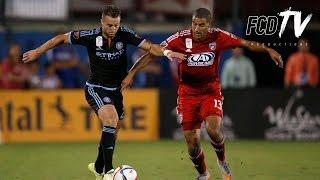 Video Gol Pertandingan FC Dallas vs New York City FC