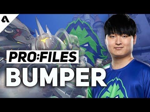 PROfiles: Sang-beom Bumper Park   Overwatch League Player Profile
