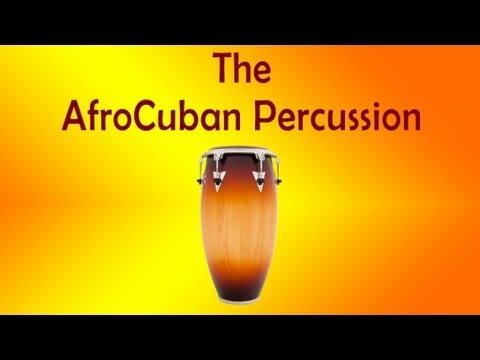 GianCarlo Pioli - The AfroCuban Percussion