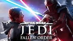 Star Wars Jedi Fallen Order Gameplay Deutsch #01 - Der Weg der Macht