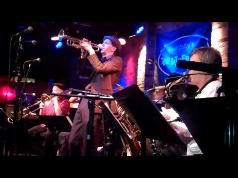 Brian Carpenter's Ghost Train Orchestra at the 2013 NYC Jazz