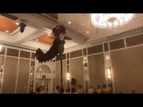 Hong Sheng Koon Lion Dance Performance 2017 - Thomsons Online Benefits Annual Conference Dinner