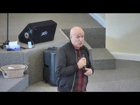 22 October 2017 - Pastor Gordon Moore