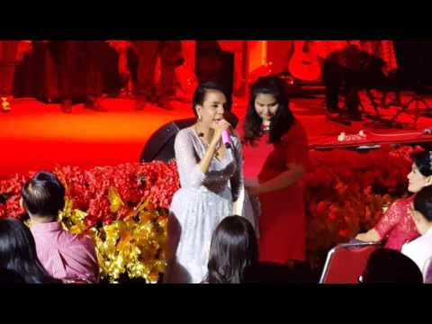 [Sunday Service] Nowela Indonesian Idol - Allah Sumber Kuatku - Natal Gspdi Filadelfia Cirebon 2016