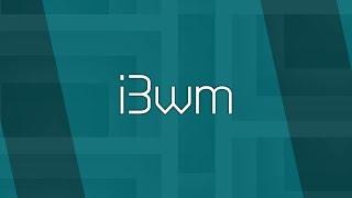 i3wm: Jump Start (1/3)