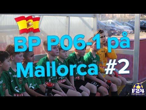 Följer med Brommapojkarna P06:1 till Spanien #2 - Äntligen matchdag!   Fotboll24