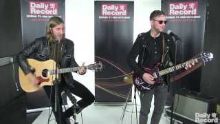 John Martin - Anywhere For You - Daily Record Acoustic Session