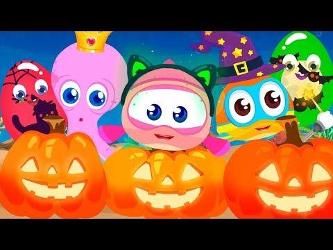 Çizgi Filmi. Bibabu Ile Cadılar Bayramı Kutluyoruz!