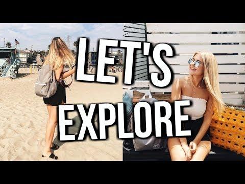 LET'S EXPLORE   Venice Beach
