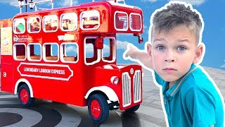 Wheels On The Bus - Nursery Rhymes song for Kids from Vania and Mania