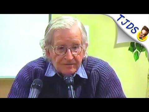 Noam Chomsky Explains Why You Shouldn