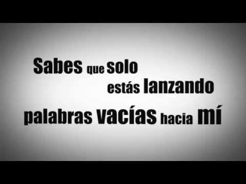 Christina Aguilera - Empty Words (Subtitulos En Español)