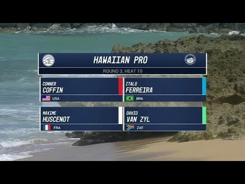 2017 Hawaiian Pro: Round Three, Heat 10