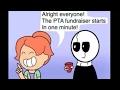 PTA Gaster - Undertale Comic Dub