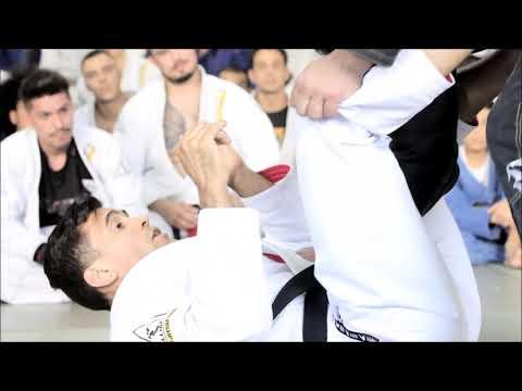 Rubens cobrinha drills show