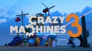 Crazy Machines 3 Gameplay [PC]