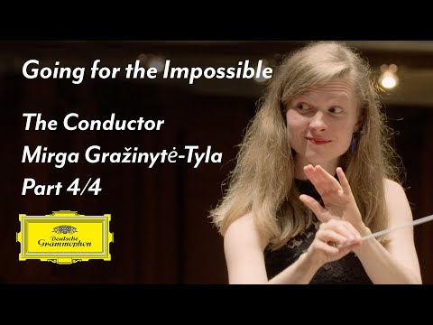 Mirga Gražinytė-Tyla – Going for the impossible: The Conductor Mirga Gražinytė-Tyla (part 4/4)