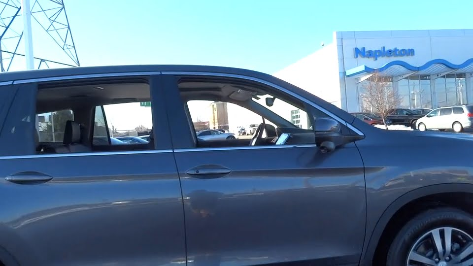 2016 Honda Pilot Lansing Calumet City Highland Matteson Orland Park Il N5606 Youtube