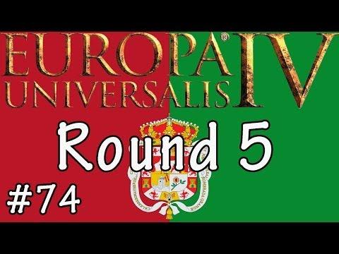 Europa Universalis IV Granada Challenge Round Five 74