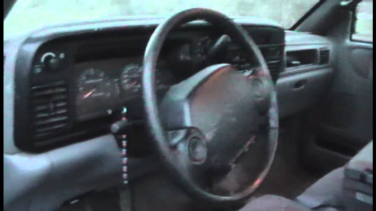 Dodge 1500 For Sale >> 1996 Dodge Ram 1500 4x4 Sport Pickup Truck FOR SALE - YouTube