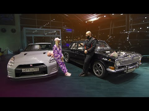 700+ л.с. Волга КГБ vs Nissan GT-R. Красавица и чудовище