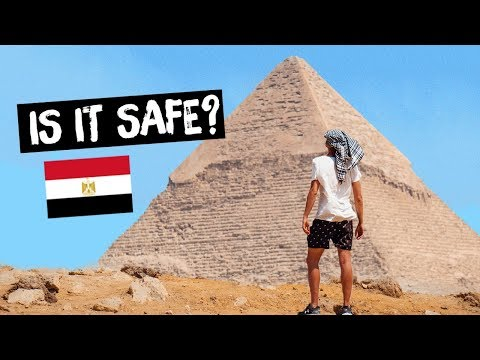 can you TRAVEL to EGYPT in 2018?