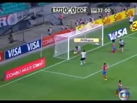 Bahia 1x0 Corinthians - Copa do Brasil 2014