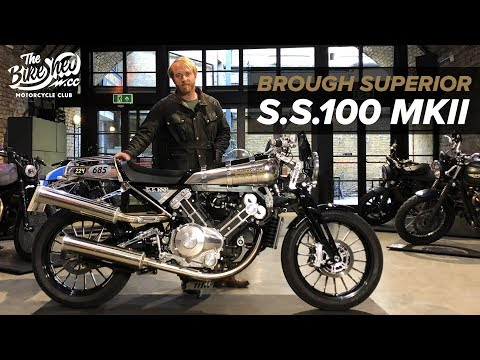Brough Superior SS100 MKII