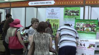 Windows To Indonesia (WTI) 2014 Yerevan - ARMENIA, ANDES PRIMA Export Import co
