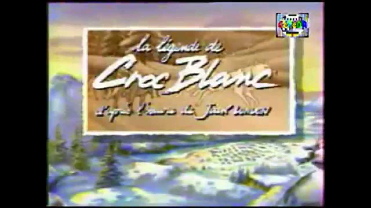 La Légende de Croc Blanc :) - YouTube