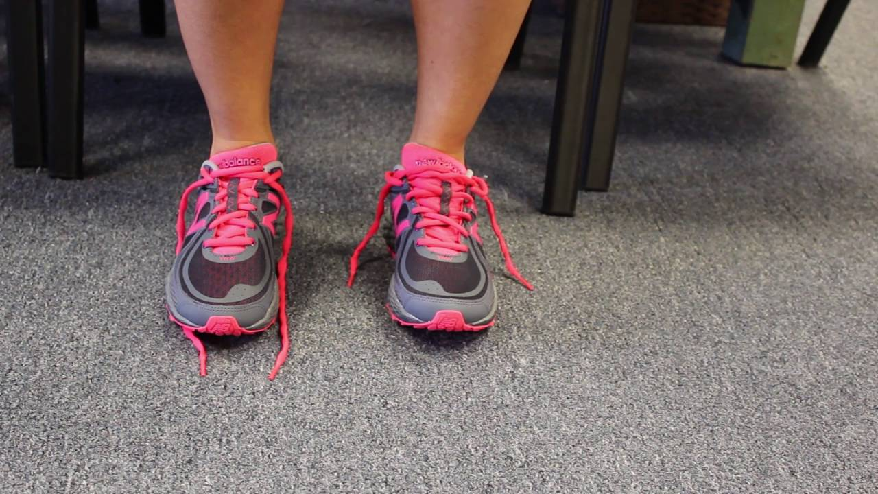Your Shoes to Prevent Heel Slippage