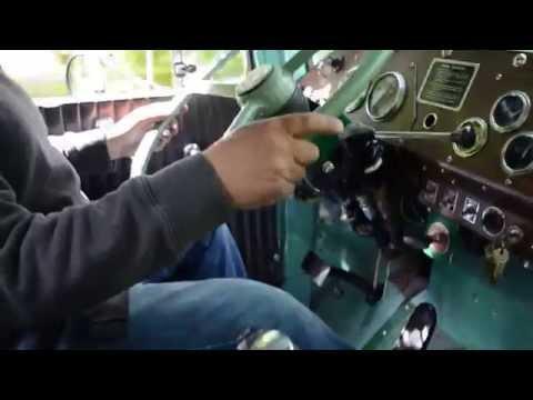 Brockway with detroit diesel 8v71