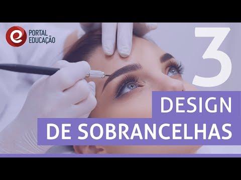 Видео Curso de design de sobrancelhas em fortaleza