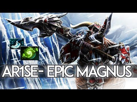 Ar1Se- EPIC Magnus Dota 2