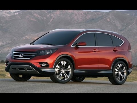 new honda cr v diesel launching in petrol and diesel variants in india by early 2013 youtube. Black Bedroom Furniture Sets. Home Design Ideas