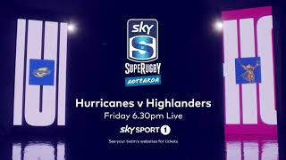 Hurricanes vs Highlanders HYPE