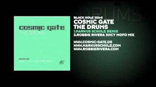 Cosmic Gate - The Drums (Markus Schulz Remix)