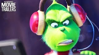 THE GRINCH Trailer #2 NEW (2018) - Dr. Seuss Animated Family Movie