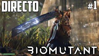 Vídeo Biomutant