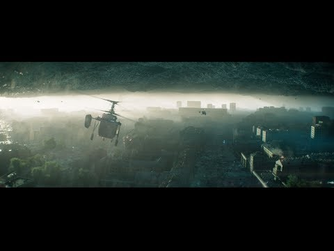 INVASION Teaser Trailer HD