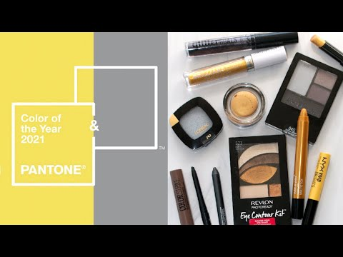 Drugstore Makeup Finds | Pantone Colors of the Year 2021