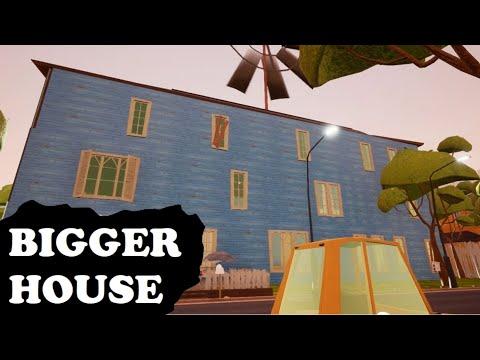 Bigger House Hello