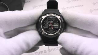 casio g shock aw 590 1a обзор наручных часов от интернет магазина topgshop ru
