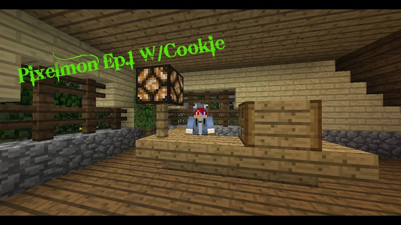 Download Pixelmon Let's Play Ep1 W/Cookie