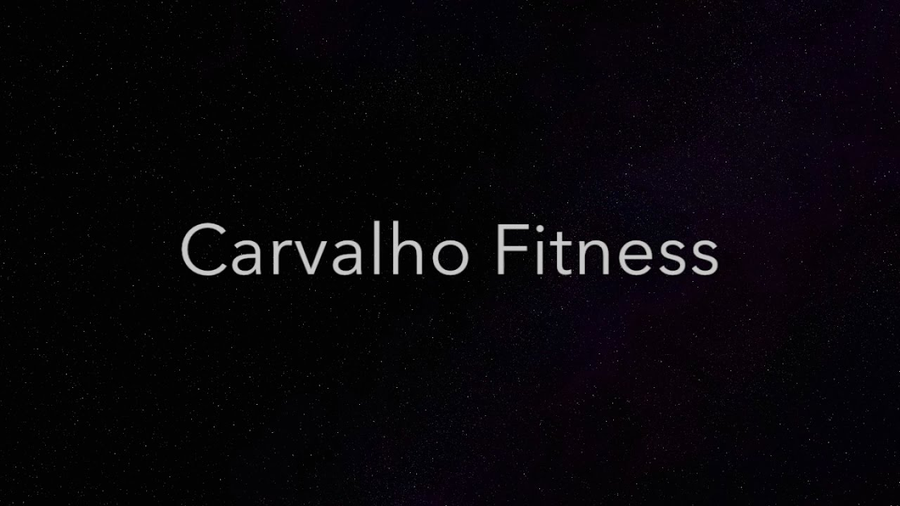 Welcome to Carvalho Fitness – Build Muscle, Burn Fat, Online Coach, Meal Plans, Workout Programs